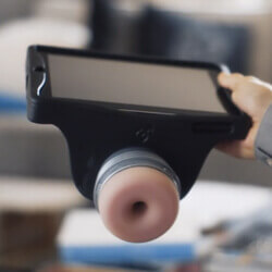 Fleshlight LaunchPAD makes it possible to bone your iPad.