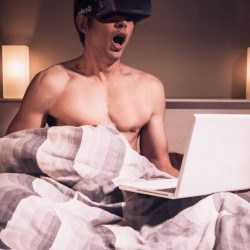 Virtual Real Porn allows users to feel the action of erotic VR videos with sex toys.