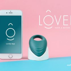 The Lovely sex tracker seeks to give couples a better sex life