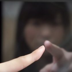 HaptoClone lets two users communicate via physical holograms.