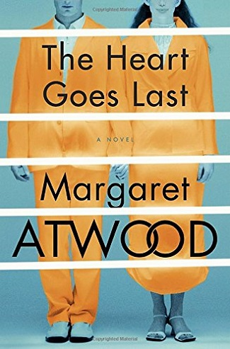 Margaret's latest novel The Heart Goes Last explores a dystopia with sex robots.