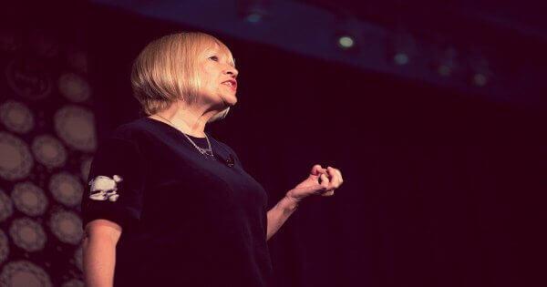 Entrepreneur Cindy Gallop heads up Make Love Not Porn.