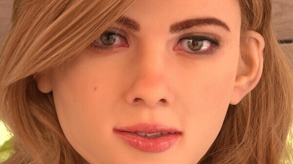 A Chinese designed created a robot that looks eerily similar to actress Scarlett Johansson