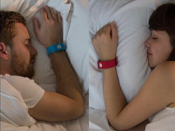 Hear you lover's heartbeat from miles away with new wearable device.