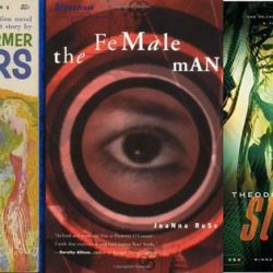 Sci-fi novels