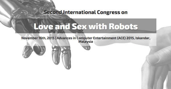 Love and Sex with Robots Workshop logo