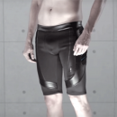 """VylyV's smart """"sex shorts"""" help men strengthen their pelvic floor muscles."""