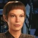 Jolene Blalock played T'pol in Star Trek: Enterprise.