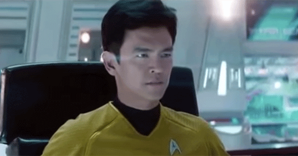 """""""Hikaru Sulu"""", will be revealed to be gay in this month's Star Trek Beyond, becoming the first LGBTQ lead character in the franchise's 50-year history."""
