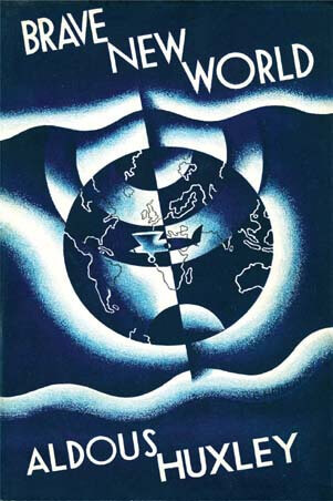 Brave New World original cover