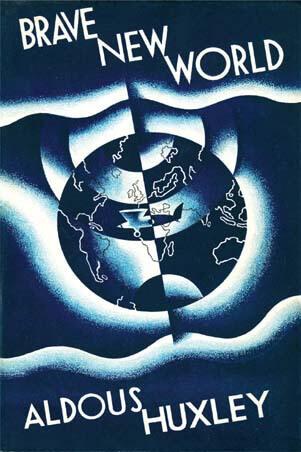 Brave New World original cover