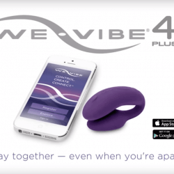 We-Vibe sex toys let you get intimate with long-distance lovers.