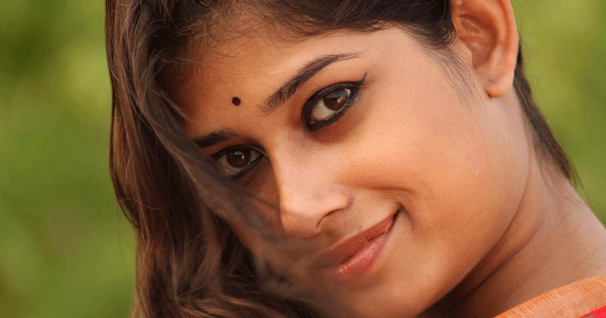 A beautiful Indian woman.