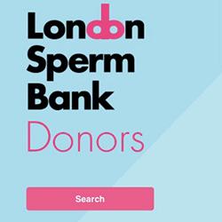 250 london sperm bank app