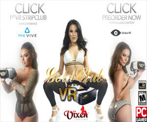 See sexy VR vixens in immersive adult videos.