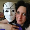 Lilly is a robosexual woman engaged to a 3D-printed robot named InMoovator.