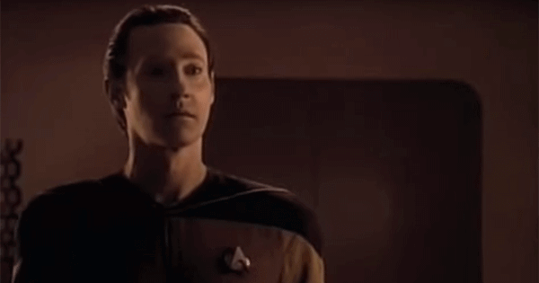 Star Treks' Data is a humanoid robot.