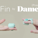 Fin is the first sex toy to be featured on the crowdfunding platform Kickstarter.