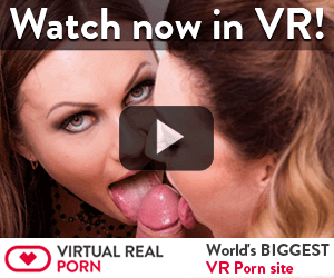 VirtualrealPorn offers interactive VR porn videos that support sex toys.