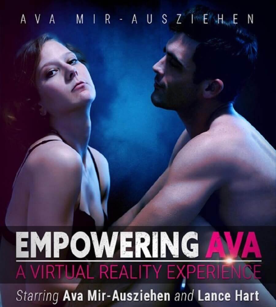 Empowering Eva is a feminist VR porn film