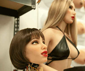 Realbotix is creating sex dolls with artificial intelligence.