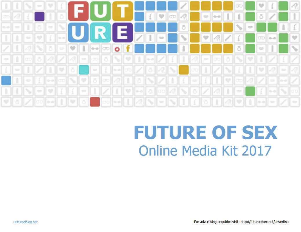 Review Future of Sex's advertising opportunites in the Online Media Kit