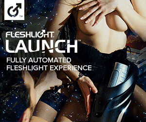 The Fleshlight Launch will give you interactive sexual pleasure.