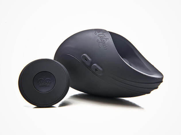 The Pulse III is a hands-free sex toy for men with erectile dysfunction.