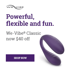 The We-Vibe Classic is the perfect couples' vibrator.