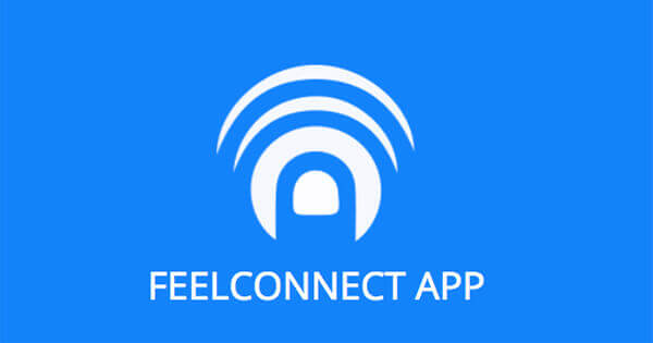 The Feel Connect app joins remote sex devices together for long-distance sexual fun.