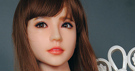 DS Doll's Yolanda head is the sex doll company's bestseller.