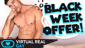 Black Friday, Cyber Monday, and Black Week offer sales on VR porn and sex tech.