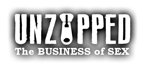 Unzipped Business of Sex podcast logo