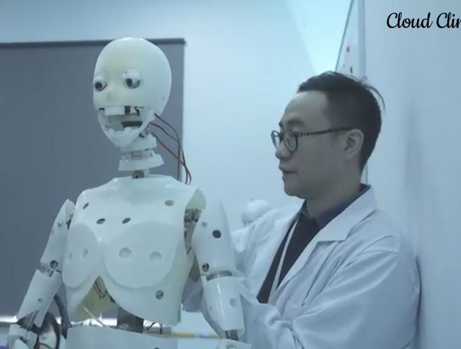 DS Doll's robotic sex doll being built via Cloud Climax