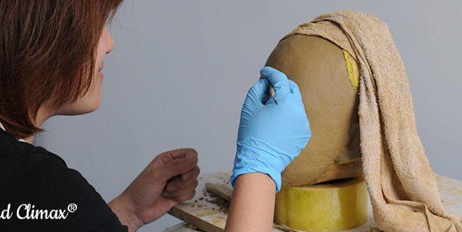 DS Doll sexdoll face sculpting via Cloud Climax