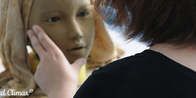 DS Doll sex doll face sculpting via Cloud Climax