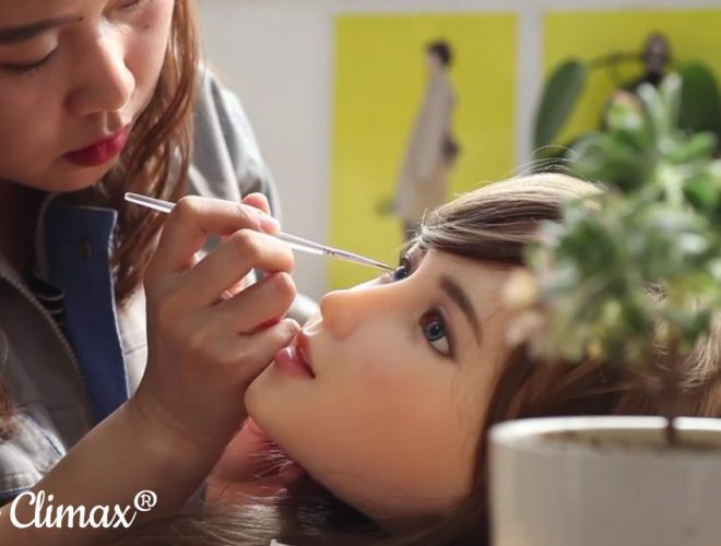 DS Doll sex doll beautification via Cloud Climax
