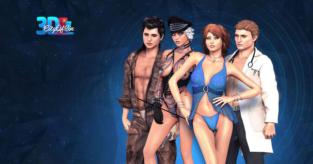 CityOfSin3D Virtual Sex Game