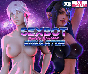 Sex robots must be tested to help save the future of humanity in this VR sex game.