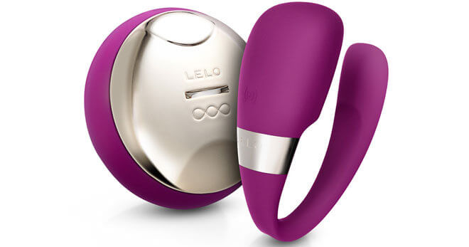 Tiane 3 vibrator from LELO