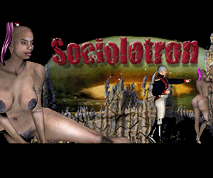 Sociolotron is a racy online sex game.