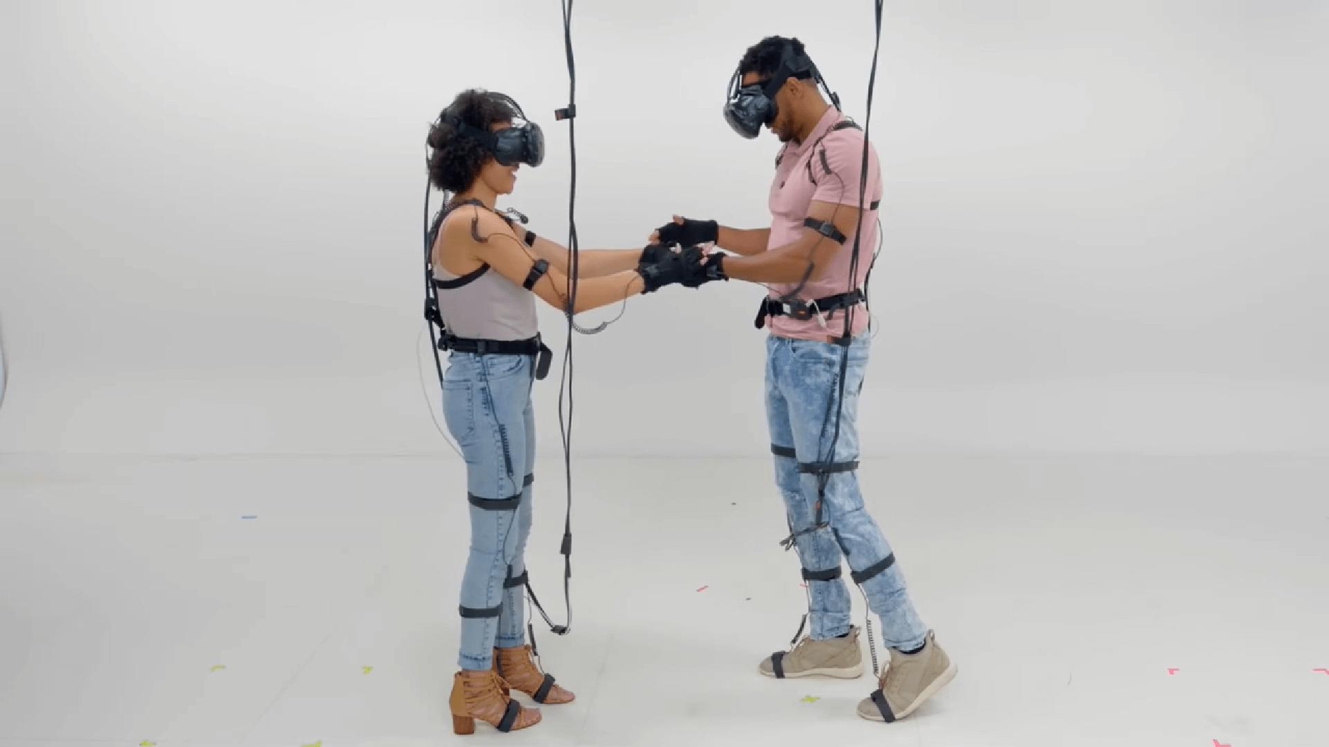 Virtually Dating VR