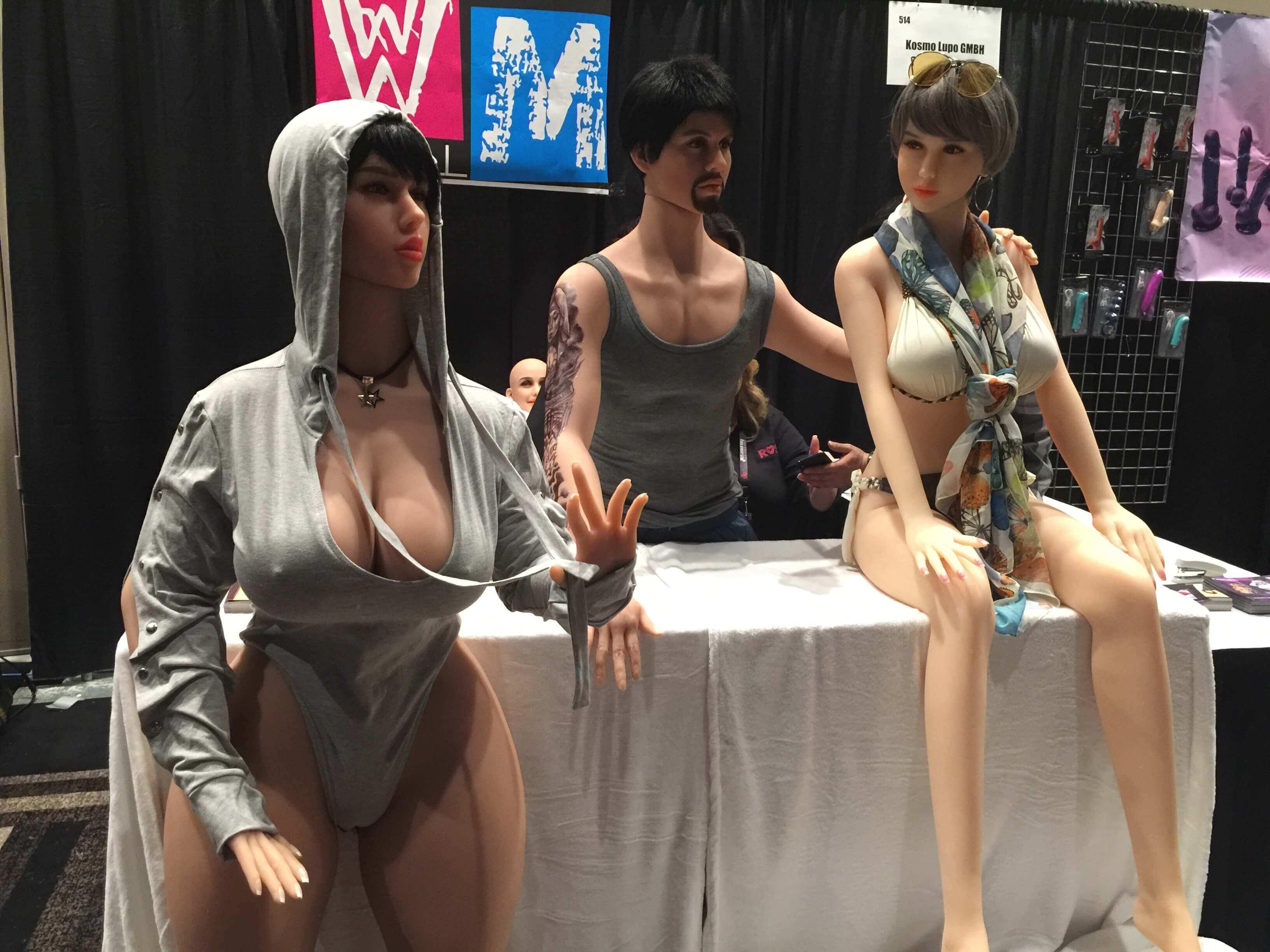 Celebrity Doppelgngers, en mundtlig Sexbot, Og mere livagtige-6006