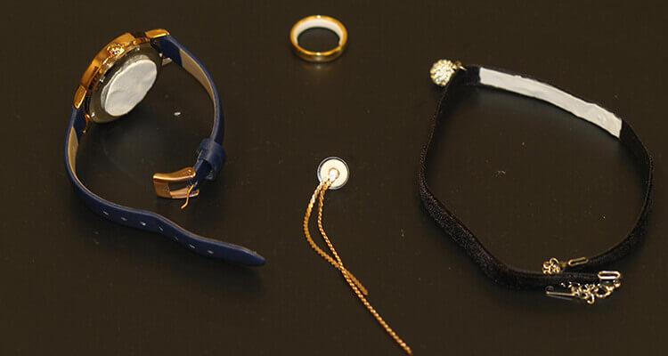 Contraceptive Jewelry
