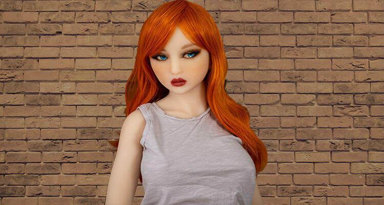 redhead love doll