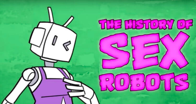 Cartoon History of Sex Robots