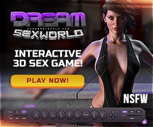 DreamSexWorld offers a stunning XXX 3D world filled with incredibly interactive erotic experiences.