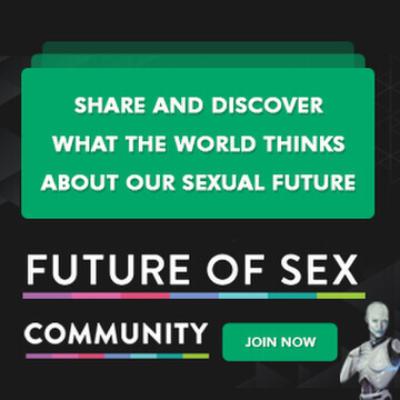 Share and discover what the world thinks about our sexual future.