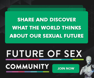 Share and discuss what the world thinks about our sexual future. Join the Future of Sex Community