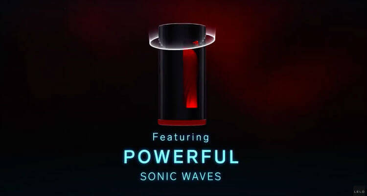 LELO Featuring Sonic Waves